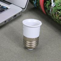 E27 a B22 bombilla Led Base de conversión convertidor adaptador de enchufe conversor de luz adaptador de lámpara soporte de iluminación piezas 1 pieza