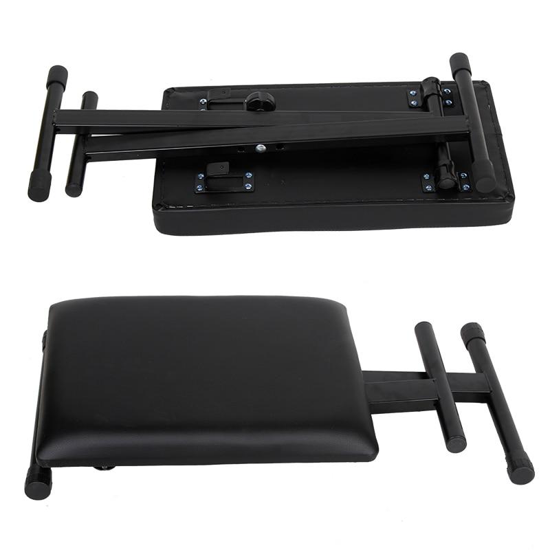 Easy foldable keyboard stool chair guzheng erhu stool piano stool guitar stool