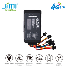 JIMI LTE GPS Tracker JM-VL02 Multiple Inputs Outpus Driving Behavior Locator With Oil