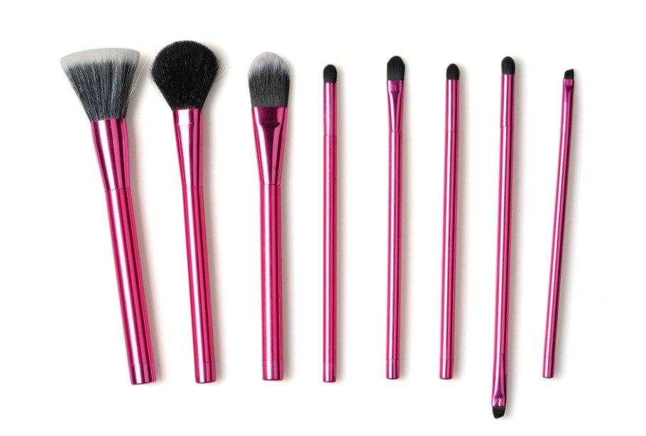 CHILEELOVE 29 шт. высококлассные высококачественные кисти для макияжа Профессиональный набор кистей для губ, коза + лошадь + синтетические волосы - 2