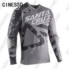 2021 hommes descente maillots vtt fox VTT chemises tout-terrain DH moto maillot Motocross vêtements de sport FXR vélo