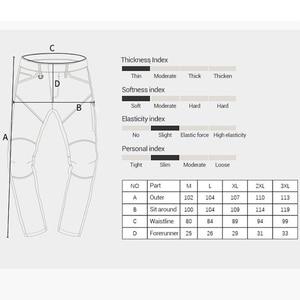 Image 5 - SCOYCO אופנוע מכנסיים גברים ג ינס מוטוקרוס רכיבה סיור אופנוע מכנסיים עם CE הברך מגן אופנוע תלבושת Moto חליפה