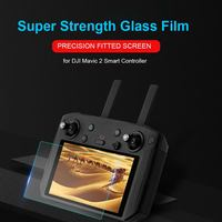 5.5 인치 9H DJI 스마트 컨트롤러 필름 DJI Mavic 2 Pro/Zoom 액세서리 보호용 강화 유리 스크린 보호 필름