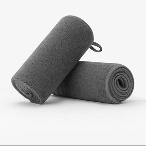 Image 5 - 40X40cm Car Washing Towel Microfiber Cleaning Drying Cloth Auto Hemming Care Detailing Strong Water Absorption Car Accessories