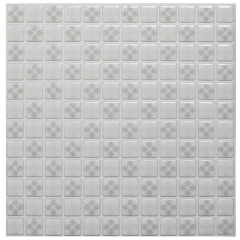 Mosaic Wall Tile Peel and Stick  Self adhesive Backsplash DIY Kitchen Bathroom Home Wall Sticker Vinyl 3D 21