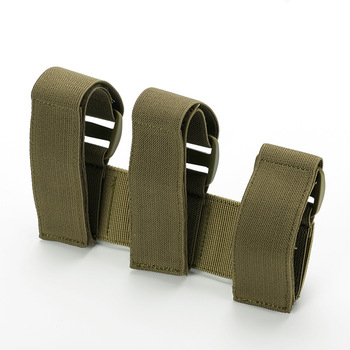 Military 8 Rounds Ammo Bags Shells Reload Arm Band 12 Gauge Bullet Carrier Holder Mag Cartridge Pouch Hunting Accessories 4