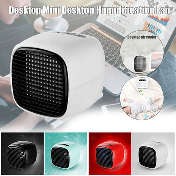 цена на Spot Water-cooled Air Conditioner Can Be Used Outdoors Mini Portable Air Cooler and Humidifier VJ-Drop