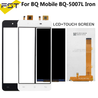 5.0 mobile for para bq móvel BQ 5007L ferro bq5007l bq 5007l BQS 5007L display lcd + touch screen digitador de vidro touchscreen ferramentas|LCDs de celular| |  -