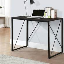 Portable folding bookshelf dining table desk sofa table coffee table computer desk desk desk conference table(China)