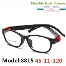 Детские очки, оправа, оправа для очков, детская оправа, модные детские очки, Детская оптическая линза TR, безопасная для мальчиков и девочек, 8815 anteojos opticos