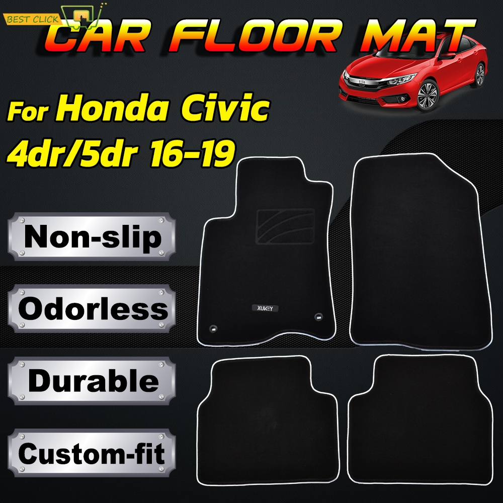 Husky Liners Trunk Liner Fits 16-19 Civic Sedan