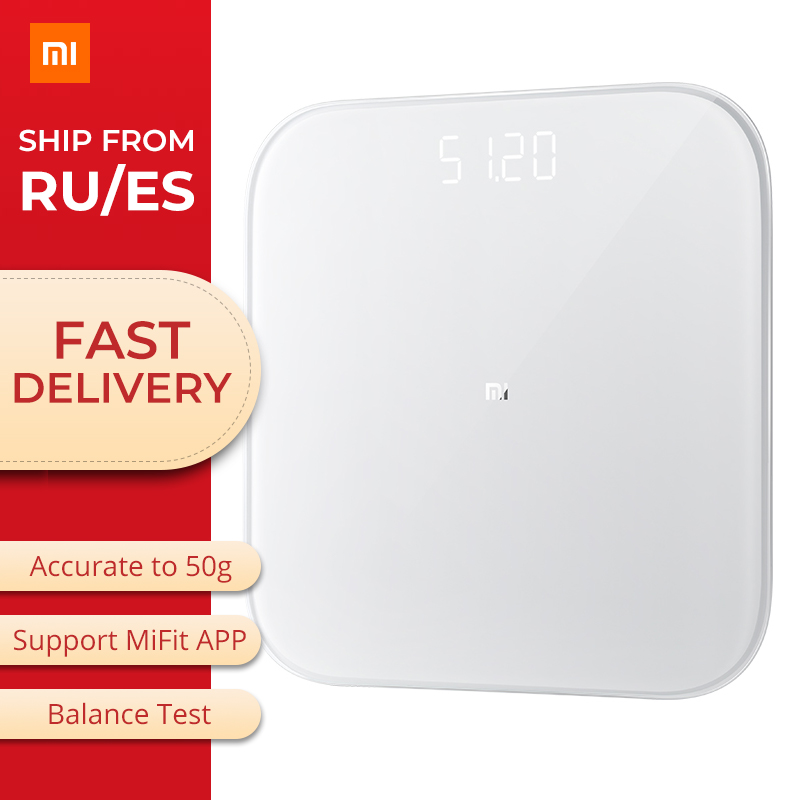 Xiaomi Digital Scale Balance Health-Weight-Scale Mifit-App Bluetooth 2-Generation Original title=