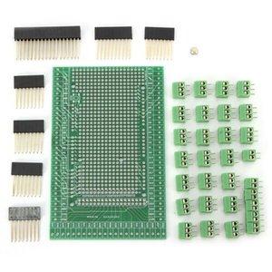 Terminal Board Kit Terminal Block Kit Compatible with Arduino MEGA-2560 Terminal Board Kit Professional Kit