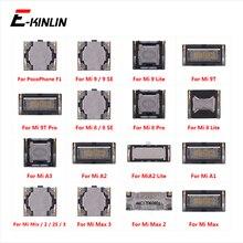 Наушники приемник передний верхний Ушной Динамик Запасные части для XiaoMi Mi PocoPhone Poco F1 9 9T 8 Pro SE Max 2 3 Mix 2S A3 A1 A2 Lite