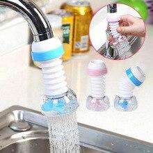 Faucet Tap-Water-Shower Kitchen Household LENGTHEN-FAUCET-FILTER Anti-Spill-Head Height-Regulator