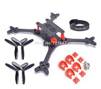 FLOSS 2 215 215mm FPV Carbon fiber Quadcopter frame 5 inch with 4mm arm + 5045 Propeller for FPV Racing drone Quadcopter