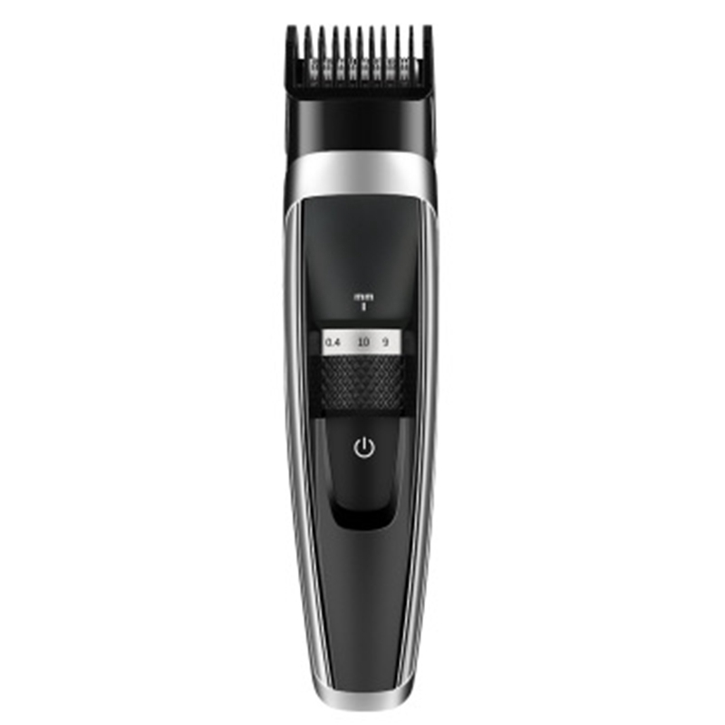 Professional Washable Hair Cutter Powerful Shaver Beard Trimmer Rechargeable Universal Barber Hair Clipper Titanium Blade Hair Trimmers     - title=
