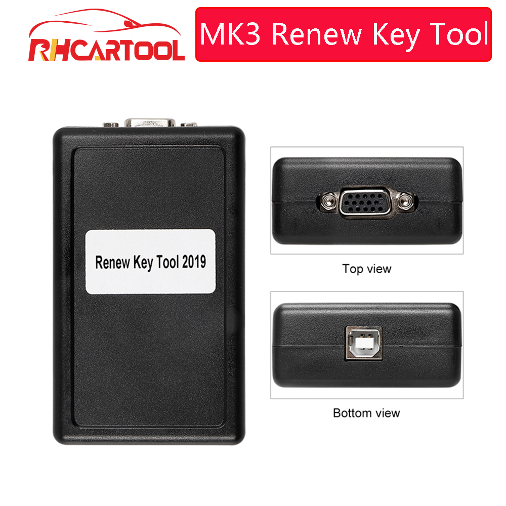 OBD2 MK3 Renew Key Tool SuperTransponder Key Programming for bmw for opel With Full Remote Key Unlocking Renew Key Renew Device-in Auto Key Programmers from Automobiles & Motorcycles on