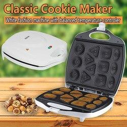 Electric Cookie Maker Household Biscuit Machine Scones Breakfast Machine Waffle Cake Baking Pan Hot Food Machine Maker KC-1105