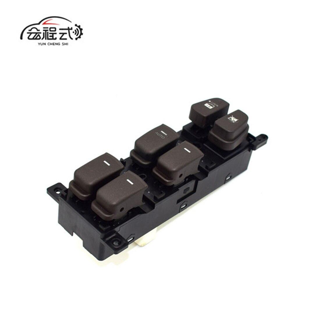 Front Left Drive Side Master Power Window Regulator Switch For 05-07 93570-3K010