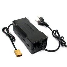 Умное зарядное устройство для литий-ионных аккумуляторов 14S, 58,8 в, 2 А для литий-полимерных аккумуляторов 48 В (51,8-52 в), электроинструменты для ...
