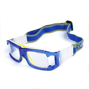 Image 4 - כדורסל משקפיים ספורט Eyewear כדורגל משקפיים גברים נגד התנגשות משקפיים כושר אימון משקפי אופני רכיבה על אופניים משקפיים