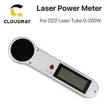 Cloudray כף יד CO2 לייזר צינור כוח מד 0 200W HLP 200 עבור לייזר חריטה ומכונת חיתוך