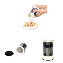 Терка для масла и сыра, ручная роторная дробилка для сырной массы, резак, более эффективная безопасная, креативный кухонный инструмент, аксессуары 5