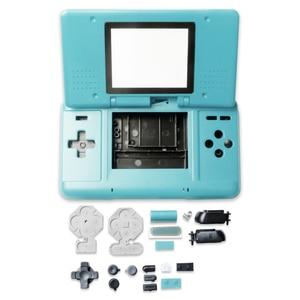 Image 2 - Чехол для корпуса, чехол с кнопками для Nintendo DS, игровая консоль, запасной пылезащитный чехол, чехол для ремонта NDS