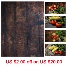INS стиль 56*88 см двухсторонняя деревянная мраморная цементная стена как ВИНТАЖНАЯ фотография фон бумажная доска реквизит для еды