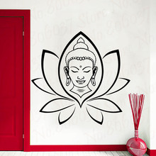 Holy Buddha Stickers religion vinyl Wall Sticker For Living Room Decal Decor Mural Bedroom Wall Art Decals muurstickers WL2025 holy buddha stickers religion vinyl wall sticker for living room decal decor mural bedroom wall art decals muurstickers wl2025