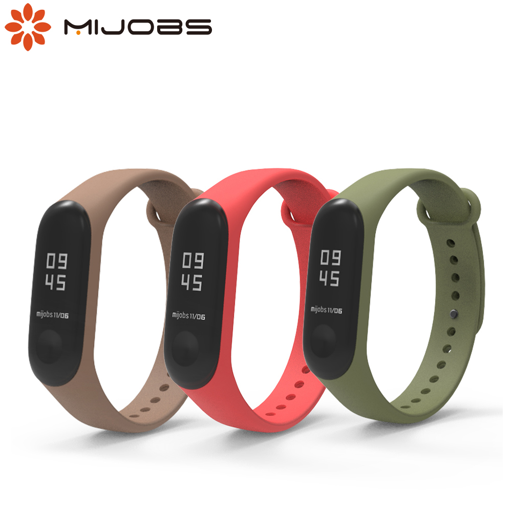 Strap For Mi Band 5 4 3 Silicone Bracelet Mi Bend 4 Belt For Xiaomi Correas Miband 5 Pulseira Nfc Xiomi My Band 3 Wristbands Smart Accessories Aliexpress