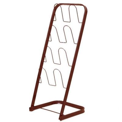 Special Offer Wrought Iron Simple Slippers Frame Living Room Indoor Dormitory Door Bathroom Creative Drain Small Shoe Rack