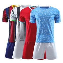 20/21New Male Adults Kids Soccer Jersey Set Football match Uniforms Men Soccer Uniform Sets Custom Sports Uniforms Soccer Shirts