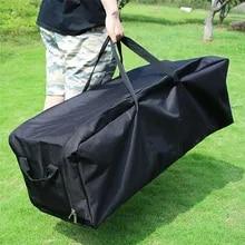 Bag Duffel-Bag Travel Large Storage-Bag Hand-Luggage Multifunctional Men's Hull Canvas