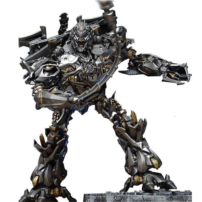 Mpm08 MPM-08 Transformation Galvatron méga figurine de film d'action modèle Figma déformable surdimensionné KO 30cm ABS alliage voiture Robot jouets