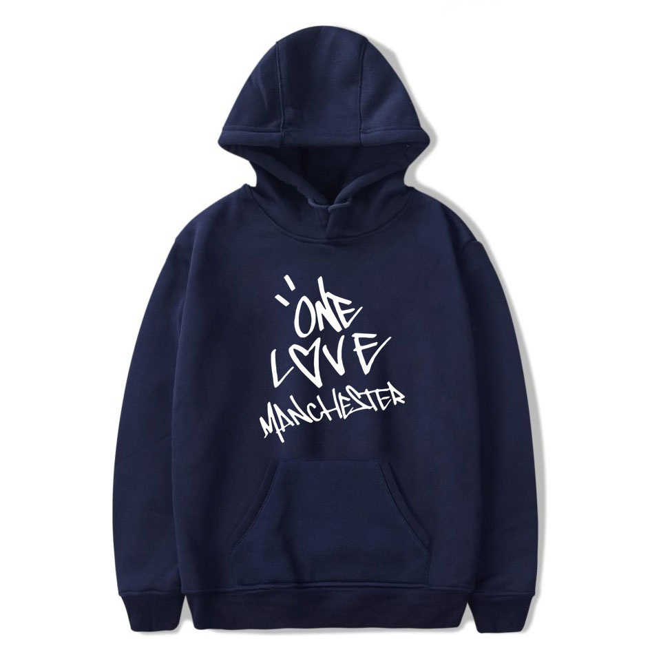 Ariana Grande Streetwear Hoodies เสื้อกันหนาว Hip Hop ulzzang Mens Hoody Harajuku Tops เสื้อผ้าสำหรับผู้ชายผู้หญิง Ariana Grande Hodies