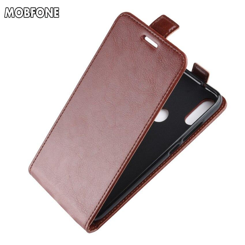 For Huawei Nova 6 SE Luxury Leather Case Nova 5t 5 5i Pro Flip Vertical Cover On Nova