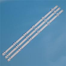 TV Backlight Strip For LG 32LF551V 32LF552V 32LF560V LED Strip Kit Bars For LG 32LF561V 32LF562V 32LF563V Lamps Band LED Matrix