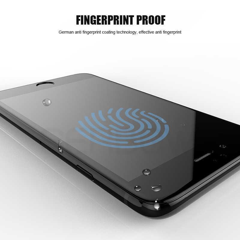 Swalle Gehärtetem Glas für iPhone 11 Pro Max 7 8 PLUS 9D volle abdeckung Screen Protector Für iPhone XS MAX XR telefon Schutz Film