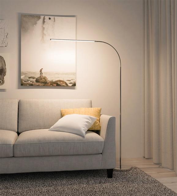 Светодиодный напольный светильник для защиты глаз гостиной спальни