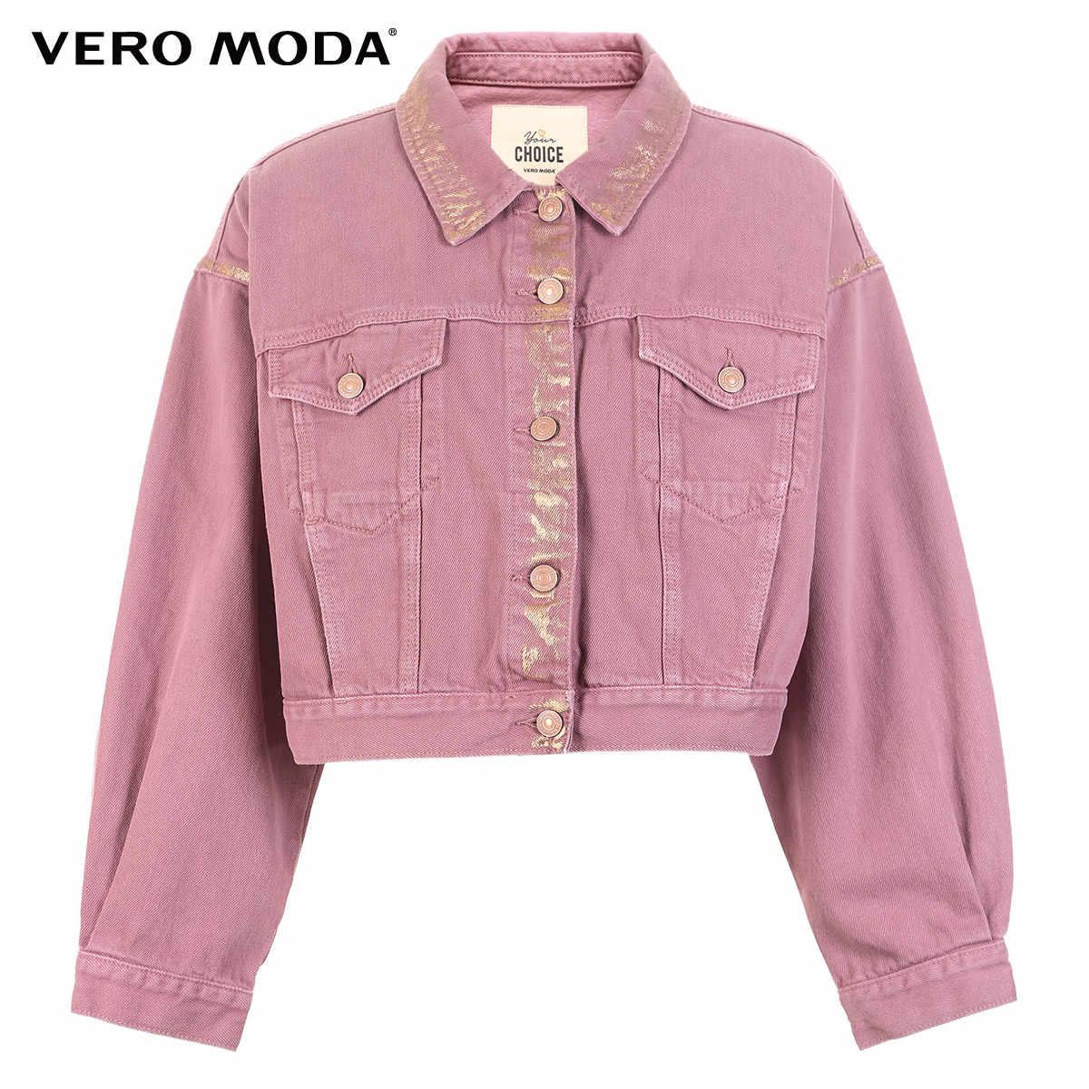Vero Moda Vrouwen 100% Katoen Denim Jas | 319157517