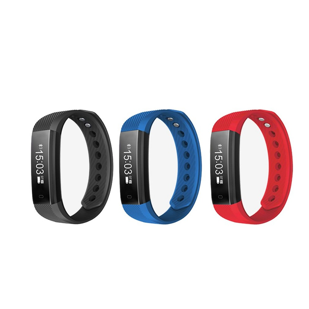 TLWD2 Sport Smart Bracele Bluetooth Sleep Monitor Smartband 0.86 Inch Message Remind Passometer Waterproof Wristband PK ID115
