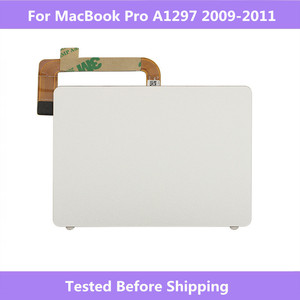 Silver Touchpad Trackpad With
