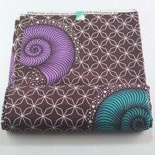 Хлопок лучший воск Ткань 6 ярдов/лот Африканский материал для шитья самодельный ткани