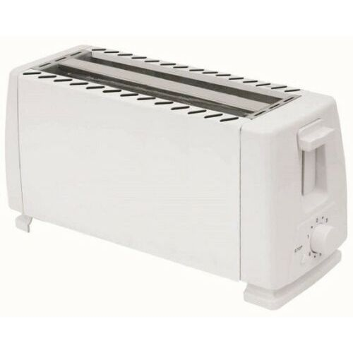 TOASTER ELECTRIC TOASTER 4 SLICES EXTRA MATERIAL REINFORCED GOOD QUALITY MP-3325