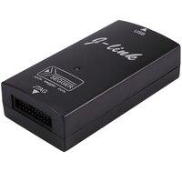Emulador de alta velocidade j-link jlink v8 usb braço jtag depurador j-link v8