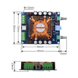 Image 3 - Aiyima TDA7850 Điện Kỹ Thuật Số Khuếch Đại Âm Thanh Ban 50W * 4 Bộ Phận Khuếch Đại Âm Thanh Đẳng Cấp AB 4 Xe Hơi Amplificador Stereo amp DIY