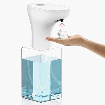 New Product Foam Sensor Soap Dispenser Automatic Hand Sanitizer Dispenser Bottle Hand Sanitizer Soap Dispenser