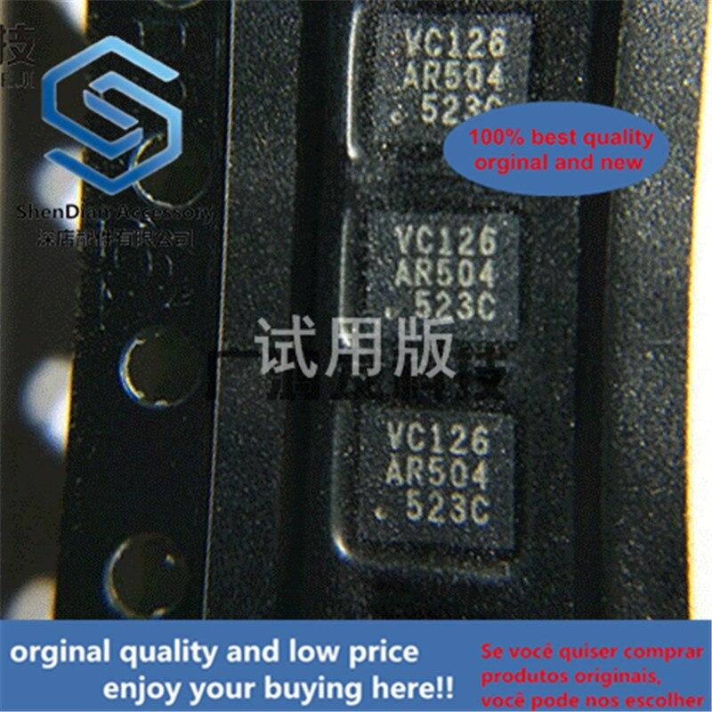 10pcs 100% Orginal New 74LVC126ABQ Buffer Line Driver IC SMD QFN DHVQFN-14